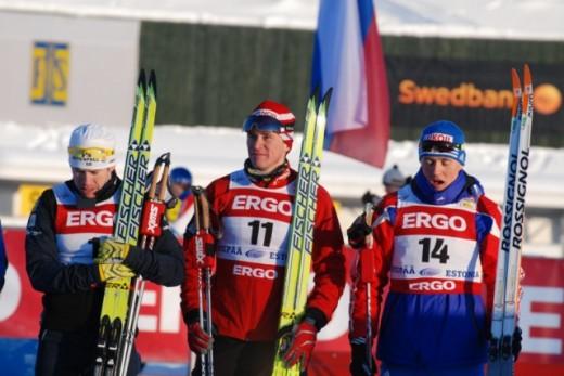 Ola Vigen Hattestad Otepää MK-l. foto: Skierpost.com