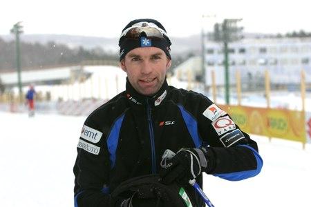 Björn Kristiansen. foto:Eesti Suusaliit