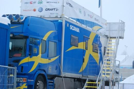 Rootsi tagasihoidlik sõiduk. Foto:Skierpost.com