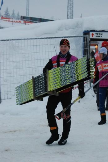 Võidukas Asko Saarepuu. Foto:Skierpost.com