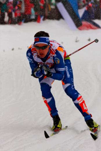 Sami Jauhojärvi, Foto: Eesti Suusaliit