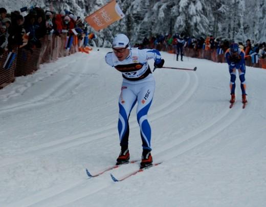 Kaspar Kokk Otepää MK-l. Foto:Skierpost.com