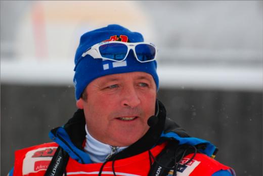 Soome koondise peatreener Magnar Dalen, Foto: Skierpost.com