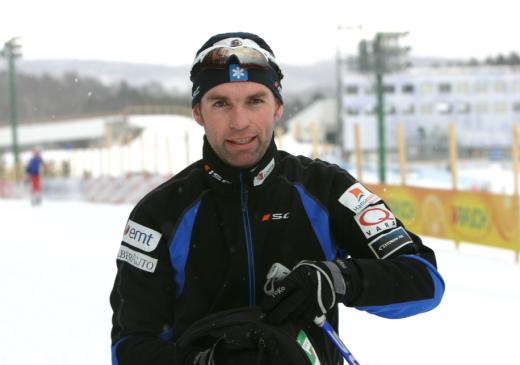 Björn Kristiansen, Foto: Eesti Suusaliit