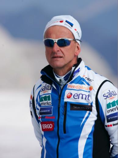 Mati Alaver, Foto: Eesti Suusaliit