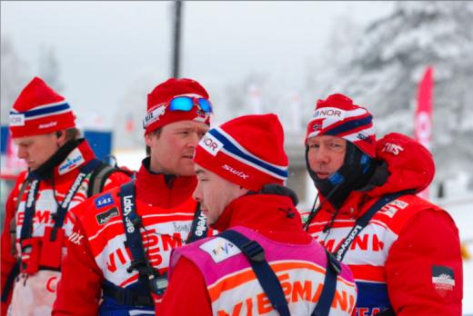 Norra koondise abiväed, Foto: Skierpost.com