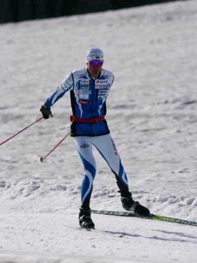 Aivar Rehemaa, parim eestlane suusavahetusega sõidus, Foto: Eesti Suusaliit