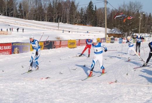Võidukad eestlased. Foto:Skierpost.com
