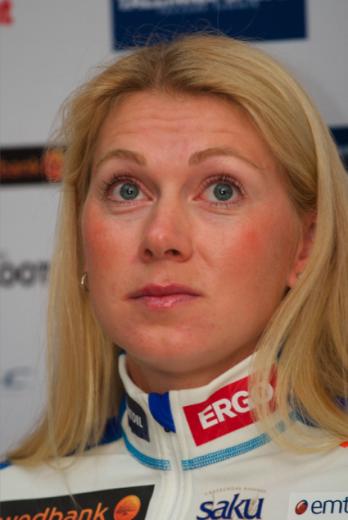 Kristina Smigun-Vähi, Foto: Eesti Suusaliit