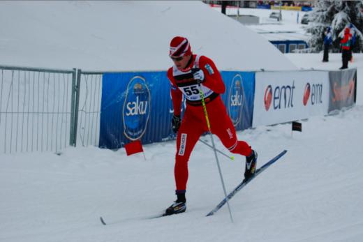 Jens Arne Svartedal - Sports Illustraded'i medalisoosik, Foto: Skierpost.com